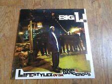 2x Lp neuf - RE 2010 - hip hop - BIG L
