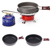 Portable Outdoor Camping Picnic Cooking Home Frying Pan Folding Cookware