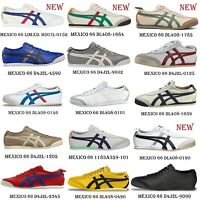 SHOES ONITSUKA TIGER MEXICO 66 D2J4L D5V1L DL408 D4J2L D507L LIMITED LEATHER USA