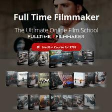 Full Time Filmmaker Course - Paul Walbeck (2021 Updates)