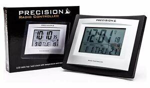 Precision Radio Controlled Atomic Big Jumbo Display Wall Clock AP046