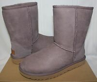 UGG Women's Classic Short II Stormy Grey Suede boots 1016223 New With Box!