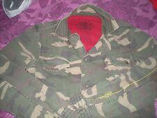 Ringspun, size M, camouflage, button up jacket/coat