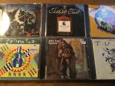 Jethro Tull [6 CD Alben] Nightcap Too Old Light Music Aqualung Crest of Knave
