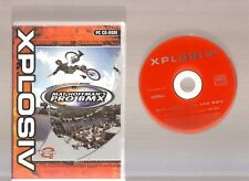 MAT HOFFMAN'S PRO BMX. SUPERB BMX BIKE RIDING GAME FOR THE PC!!