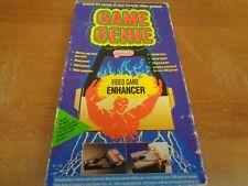 Game Genie, Complete in Box, Nintendo NES