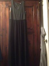 George Patternless Long Women's Maxi Dresses