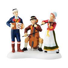 Av Christmas Market Musicians Alpine Village Accessory Dept 56 2015 4044786 D56