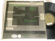SCHUMANN & LISZT Piano Concertos CLARA HASKIL Cor De Groot Van Otterloo Epic LP
