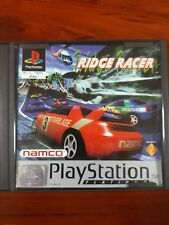 RIDGE RACER - PLAYSTATION 1 - PSX - PAL - COMPLETO - PS2 - PS3 - CARRERAS - GOOD