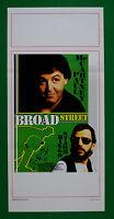 L39 Plakat The Beatles Paul Mac Cartney Ringo Starr Broad Street
