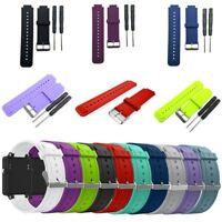 Silikon Ersatz Armband Uhrenarmband Strap Werkzeug für Garmin Vivoactive Watch A