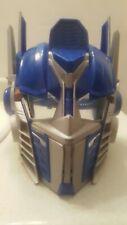 Transformers Optimus Prime Helmet Mask  Talking Voice Changer