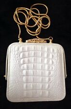 Glen Miller For Ann Turk Collectible Designer of the Stars Ivory Leather
