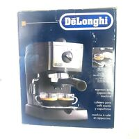DeLonghi EC155 15 Bar Pump Espresso Latte Cappuccino Maker Ec-155 NEW IN BOX