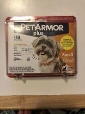 PetArmor Plus for Small Dogs 5-22 lbs   3 Applications   Kills Fleas Ticks Lice