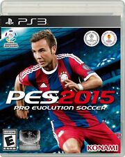 NEW Pro Evolution Soccer PES 2015 (Sony Playstation 3, 2014)