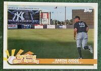 2020 Topps Opening Day Spring has Sprung #SHS-12 Aaron Judge