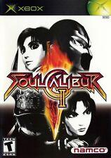 Soul Calibur II - Original Xbox Game