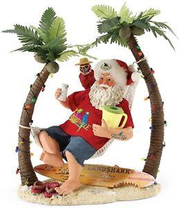 Dept 56 Possible Dreams Santa Wastin' Away Again Margaritaville 4057317 Musical