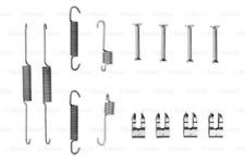 Zubehörsatz, Bremsbacken für Bremsanlage Hinterachse BOSCH 1 987 475 118