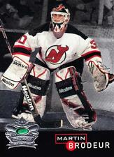1995-96 Parkhurst Crown Collection Silver Series 1 #11 Martin Brodeur