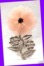 1 Bath & Body Works Wallflowers CHIC PINK FLOWER Unit Diffuser Plug Holder CUTE