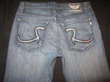 Rock & Republic Henley Henlee Mens Jeans Distressed 36 X 29