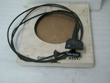 Mopar NOS 1970-71 Plymouth Dodge Chrysler C Body Hood Release Cable 3586986
