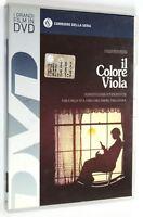 DVD IL COLORE VIOLA 1985 Drammatico S. Spielberg D. Glover W. Goldberg