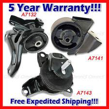 Motor /& Trans Mount 3pcs L303 Fit 05-10 Hyundai Tucson// Kia Sportage 2.0L AUTO