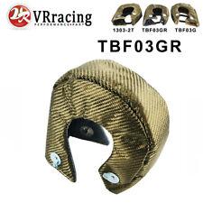 Turbo Blanket For T25 T28 Gt25 Gt28 Gt30 Gt35 Turbocharger Heat Shield Wrap
