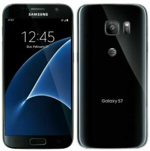 Mint Samsung Galaxy S7 32GB SM-G930 GSM UNLOCKED 4G LTE LCD GHOST