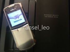 UNLOCKED NEW NOKIA 8800 CLASSIC (SILVER) MADE IN GERMANY GSM MOBILE PHONE