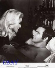 Burt Reynolds Catherine Deneuve VINTAGE Photo Hustle
