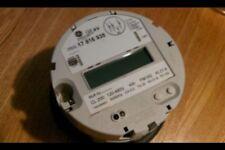 3 Phase Electric Meter Form 16S 120-480 Volt 7 Lug 200 Amp Ge Kv