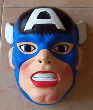 CAPITAN AMERICA Maschera  MARVEL COMICS GROUP anni 80