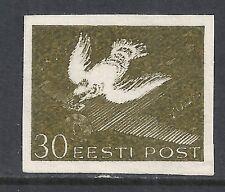 Sovjet Occ of Estonia 1940 MI 163w IMPERFORATED PROOF  UNG  VF