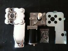2 HP Dump Truck Tarp System Gear Motor 90:1 12VDC w/cover 5 hole  5 yr warranty