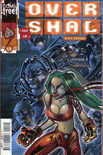 OVER SHAL N°1. COMIX STREET. 2000.