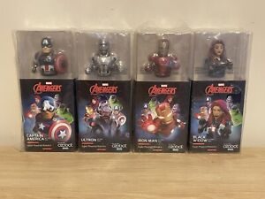 4 x Marvel Avenger Action Skins For OZOBOT EVO - New Unused