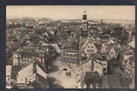 44127) Echt Foto AK Döbeln Blick von der Kirche 1965