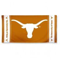 "McArthur University of Texas Fiber Reactive Beach Towel 30"" x 60"" new"