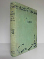 J.R.R. Tolkien - The Hobbit - VERY RARE 1st Edition 1st Printing - 1937