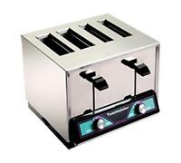 Toastmaster HT424 4 Slice Commercial Pop-Up Toaster, Bagel/English Muffin