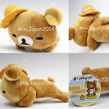 San-x Rilakkuma M size Plush Onsen relax Original Sanrio Japan