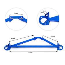 Blue Aluminum Front Strut Bar For Honda Civic 92-00 EG EK 94-01 Acura Integra