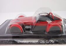 Donkervoort D8 GTO  Scale 1 43 Diecast