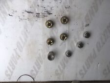 LOCKING WHEEL NUTS 1999 FORD FIESTA