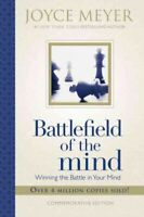 Battlefield of the Mind : Winning the Battle in Your Mind, Hardcover by Meyer...